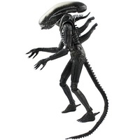Free Shipping Fashion New Arrival NECA Official 1979 Movie Classic Original Alien 7 Action Figure Toy