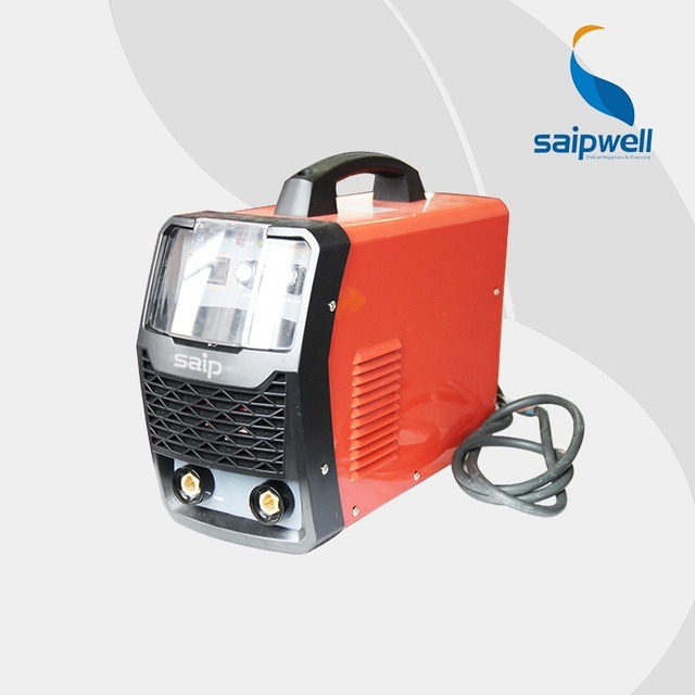 Saipwell portable and durable inverter Arc welder equipment single phase high frequency DC ARC-250