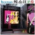 2015 Leeman super slim cabinet full color led outdoor rental led display screen P12 DIP Waterproof rental led display screen