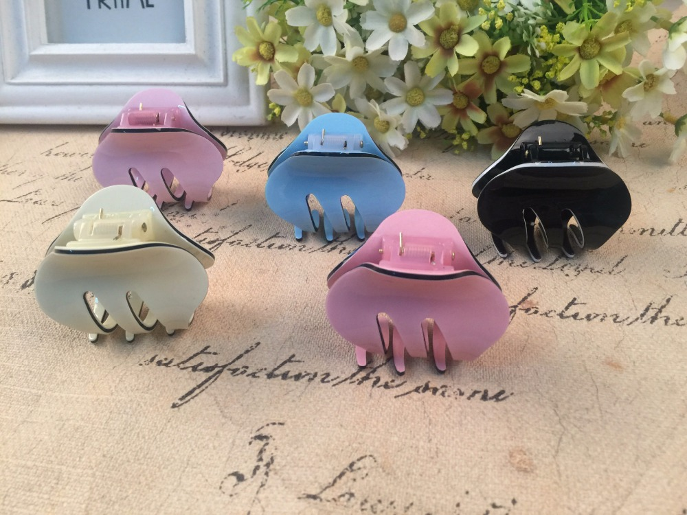 HTB1O92uQFXXXXX5XVXXq6xXFXXXp Large Size High Quality Arcylic Hairpins Candy Color Hair Clip Shiny Crab Hair Claws For Women Girl Hair Accessories Hairclip