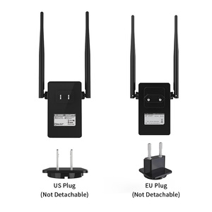 Image 2 - Comfast 300   750 Mbps Wireless WiFi Repeater Signal Amplifier 2*5dbi Antenna Wireless Access Point AP Wi Fi Range Extend Router