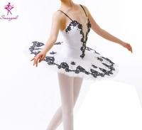 White Swan Lake Ballet Tutu White Professional Tutu Girls Classical Ballet Tutu Dance Red Professional Tutu