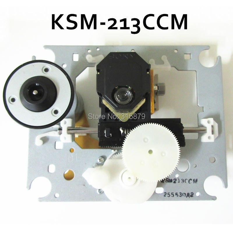 Original New KSM-213CCM CD Laser Unit for SONY KSM213CCM KSM 213CCM KSS-213C with Mechanism