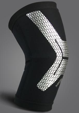 1 Pcs Articulação Do Joelho Esportes Ao Ar Livre Equipamento de Escalada Correndo Homens E Mulheres Equitação Calças Justas Leggings Respirável Para Proteção Patela