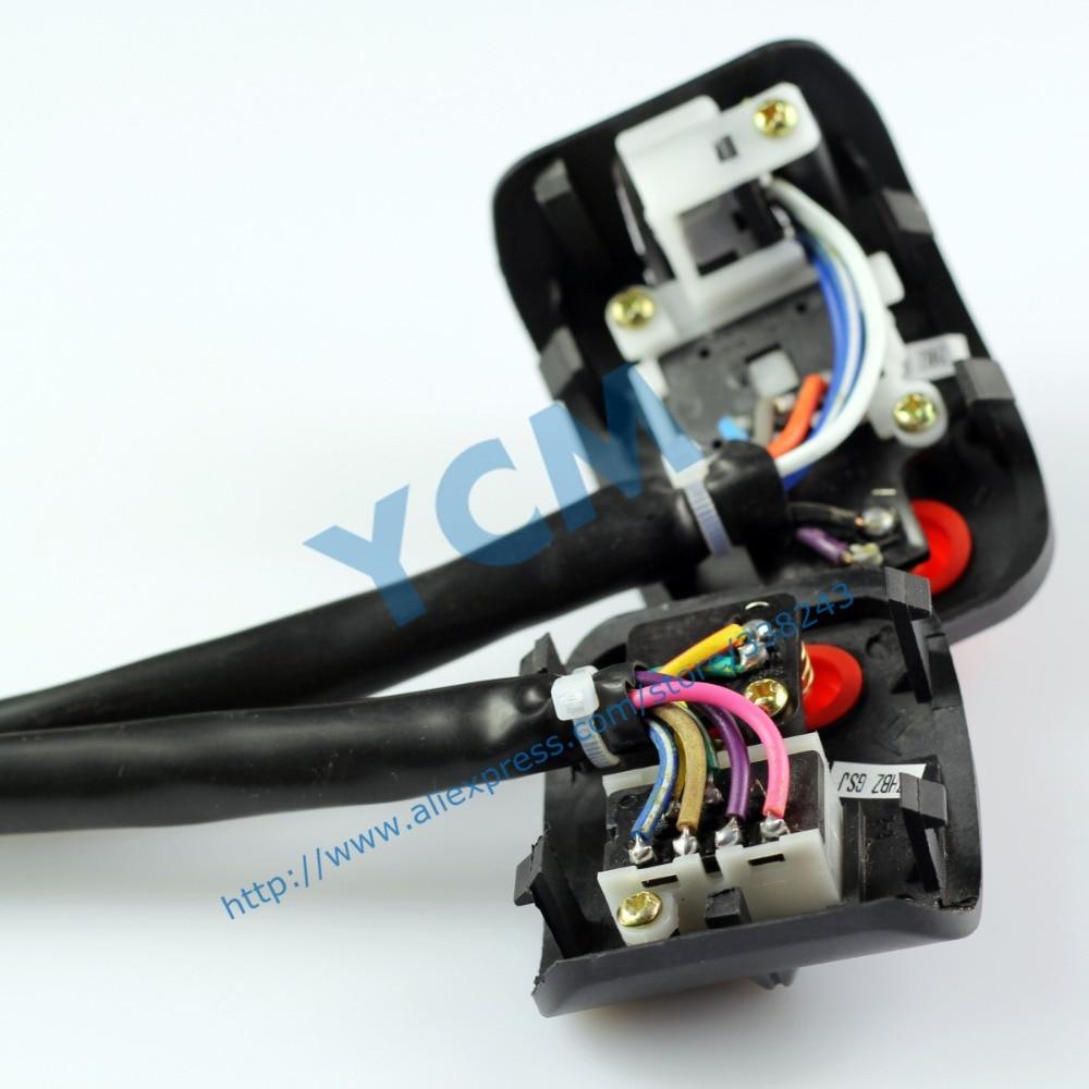Force X JOG скутер комбинированный переключатель мопед китайские запчасти для мотоцикла KG-QGZY Прямая