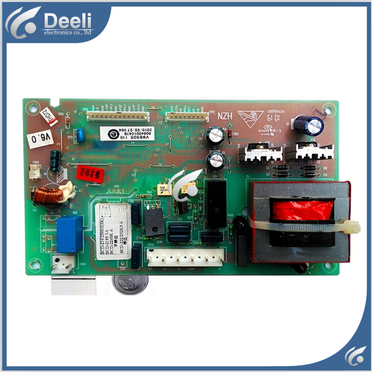95% new Original good working refrigerator pc board motherboard for Haier BCD-219SH DA BCD-252KS 0064001047b on sale 95% new for haier refrigerator computer board circuit board bcd 188b 208b 06020085 driver board good working