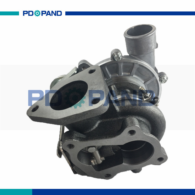 Image 3 - 2KD diesel engine turbo kit CT9 turbo charger 17201 0L050 17201 30070 for Toyota Hiace Hilux Dyna Regiusace Fortuner 2.5Lcharger chargercharger forcharger turbo -