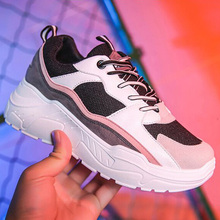 Women Shoes 2020 Fashion Tenis Feminino Dad Platform Chunky