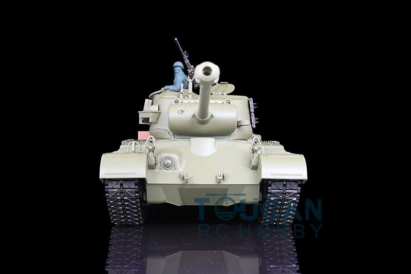HengLong 1/16 U.S.A Pershing RTR RC Tank Plastic Ver 3838