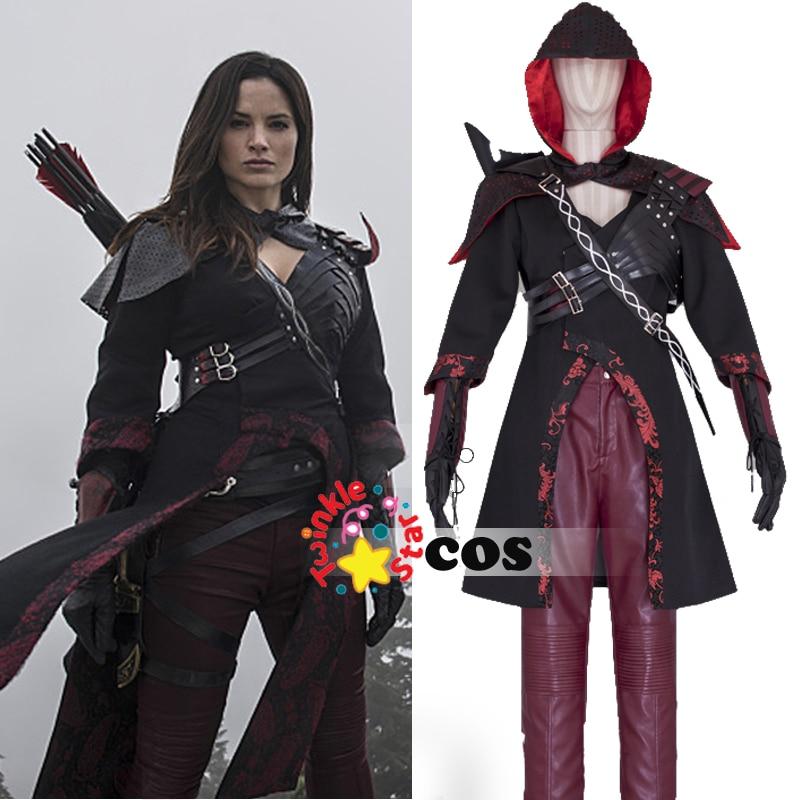 cosplay ghul Nyssa al