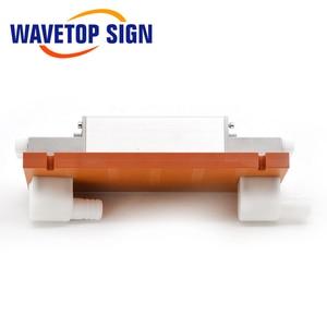 Image 4 - WaveTopSign Machine de soudage Laser lampe simple cavité en céramique utiliser lampe au xénon 8*125*270mm tige de cristal 7*145mm