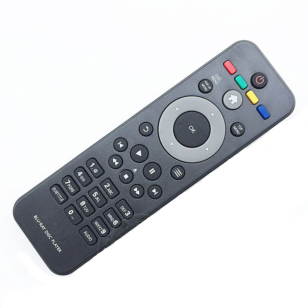 New <font><b>remote</b></font> control <font><b>for</b></font> <font><b>philips</b></font> Blu-ray <font><b>DVD</b></font> <font><b>player</b></font> controller BDP5600K BDP2700 BDP3250 image