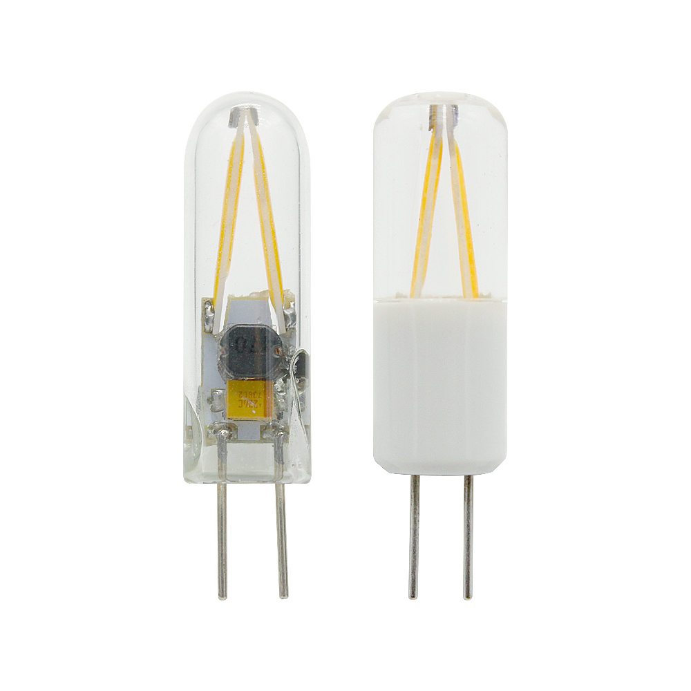 1pcs Ampoule LED G4 Filament 150lm COB Spotlight AC DC 12V Lamparas Light Bulb Replace 10W 20W Halogen Lamp Chandelier Bombillas