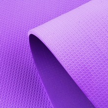 Yoga Mat Exercise Pad 6MM Thick Non-slip Gym Fitness Pilates Supplies For Yoga Exercise