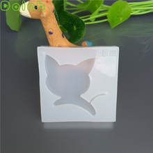 Little Cat Silicone Fondant Mold Cake Decorating Tools DIY Hand Craft Making Epoxy Resin Jewelry Molds