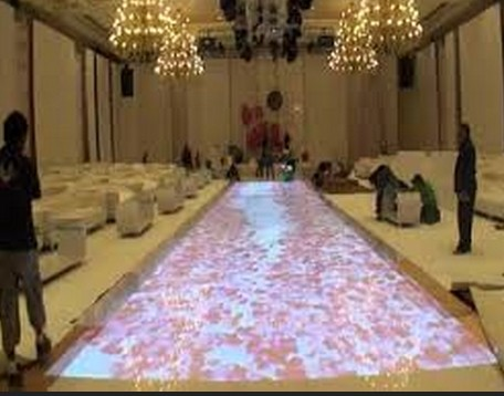 DefiLabs DEFI 130 EFFECTS Interactive Floor Projection System,3D Interactive  Projection System