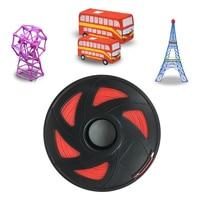 1kg PLA 3D Printer Filament 1.75mm Filaments Plastic Rod Rubber Ribbon Consumables Refills for MakerBot/RepRap 3D Printer