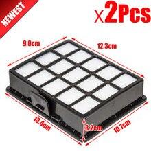 Filtre Hepa de remplacement pour aspirateur samsung SC6520 SC6530 /40/50/60/70/80/90 SC68, 2 pièces de rechange