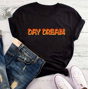 HAHAYULE 1pcs Summer Fashion Top Tee BTS J-hope Day Dream Hope World Kpop Bangtan Boys Shirt Bts Kpop Bts Shirt(China)
