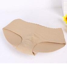 New Arrivel Fashion Lady Padded Seamless Butt Hip Enhancer Shaper Panties Underwear women Summer Style fake ass B-0923