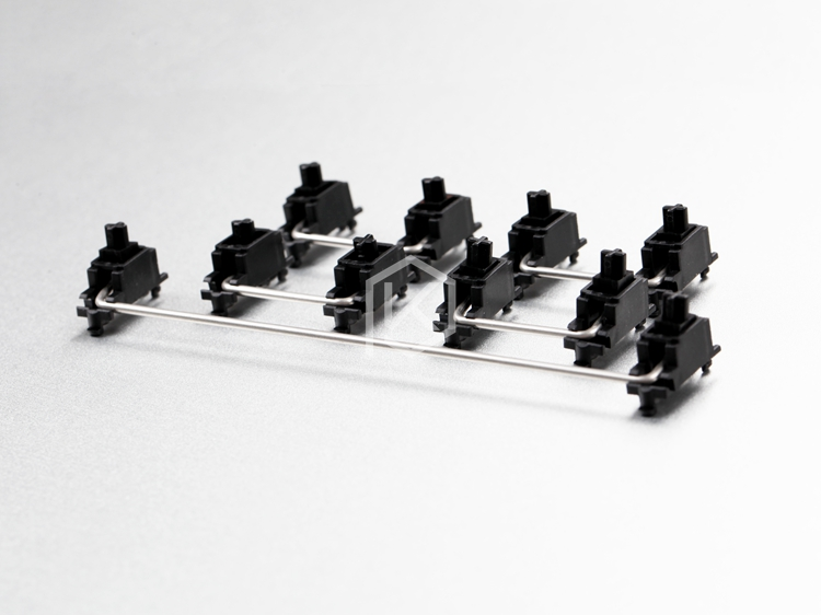 Image 2 - Black cherry original PCB Stabilizer for Custom Mechanical Keyboard gh60 xd64 xd60 xd84 eepw84 tada68 zz96 6.25x 2x 7x rs96 87-in Keyboards from Computer & Office