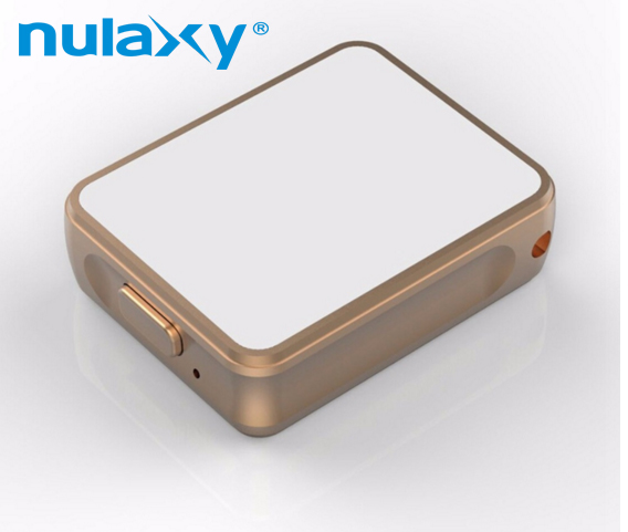 Nulaxy Mini GSM GPS Tracker 7Days Work Voice Recorder App Tracking for Children Kids Elderly Pets Dog Bike GPS Locator