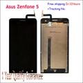 Оригинальный Новый ЖК-Дисплей С Сенсорным Экраном Дигитайзер Для ASUS Zenfone 5 Zenfone5 для ASUS_T00 A500CG A501CG T00J T00F Тест ok + Трек