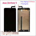 Original New LCD Display Touch Screen Digitizer For ASUS Zenfone 5 Zenfone5 for ASUS_T00 A500CG  A501CG  T00J T00F Test ok+Track