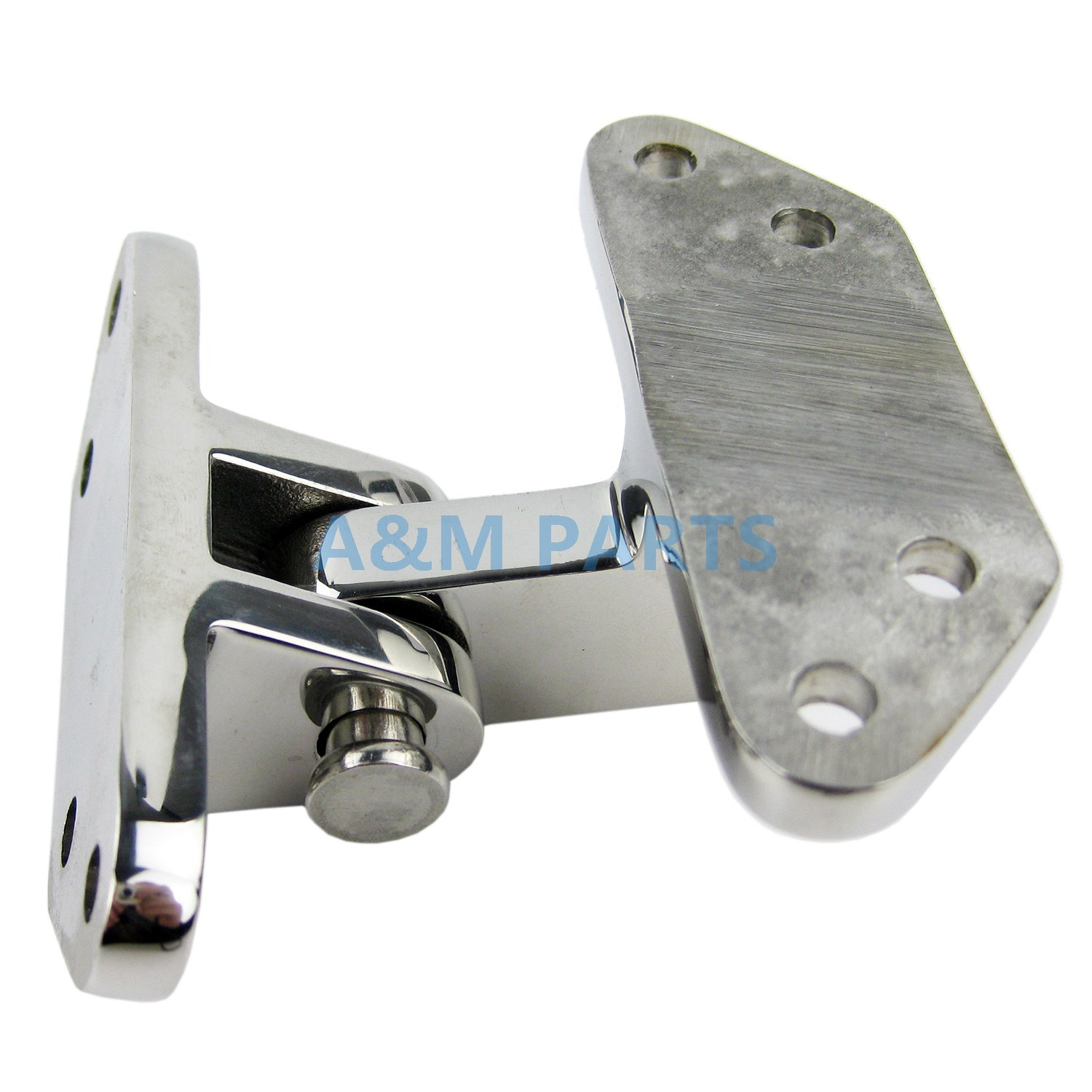 US $16 64 24% OFF|Marine Boat Stainless Steel Hatch Hinge w/ Removable Pin  Solid Cast Hatch Hinge-in Marine Hardware from Automobiles & Motorcycles on