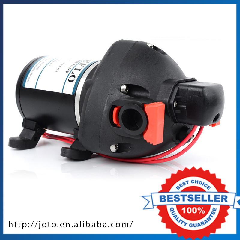 DC Diaphragm Water Pump 11L/min Big Capacity Booster Water Pump,12V Water Pump 2 5l min pumping rate electric diaphragm 12v dc water pump with brush motor