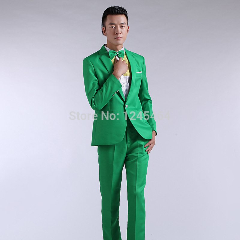 Aliexpress.com : Buy 6 colors(red yellow blue green suit)Men's ...