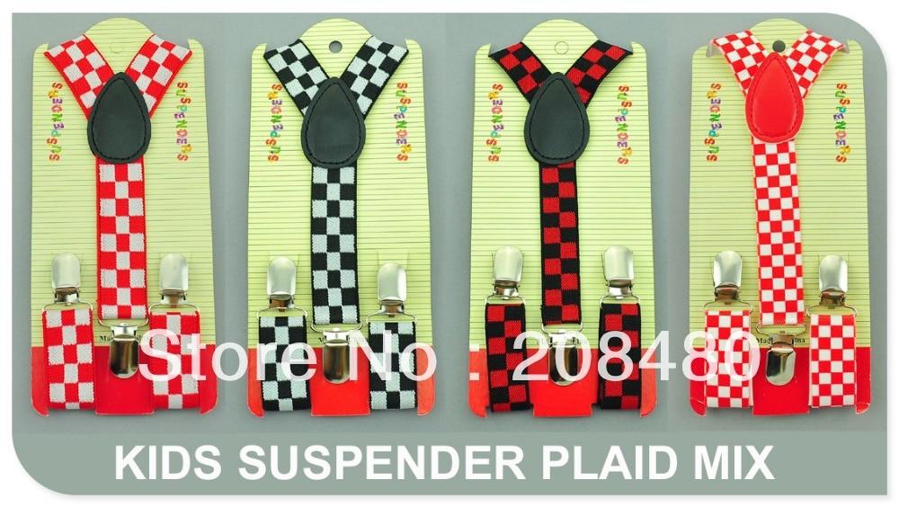 Free Shipping- Kids Suspenders 2.5cmx65cm