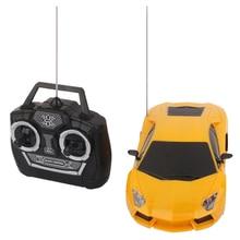 01.24 4 канала электрический RC Дистанционное управление автомобиля детей игрушка модель подарок со светодиодной подсветкой