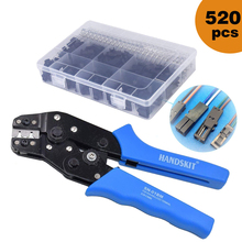 SN 01BM XH2.54 SM plug spring clamp Crimping  pliers for JST ZH1.5 2.0PH 2.5XH EH SM Servo Connectors With 520 Connectors