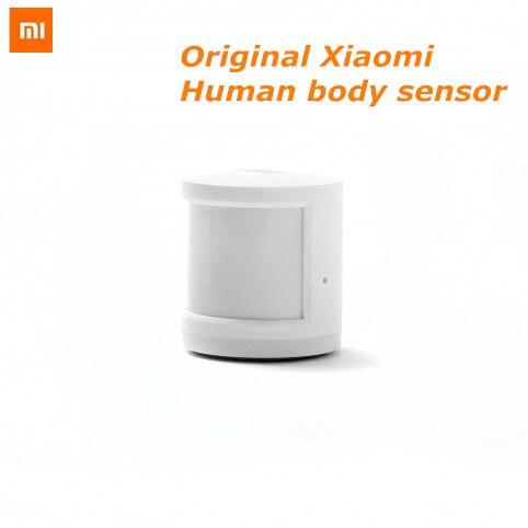 Envío gratis original xiaomi infrarrojos motion sensor inteligente sensor de cue