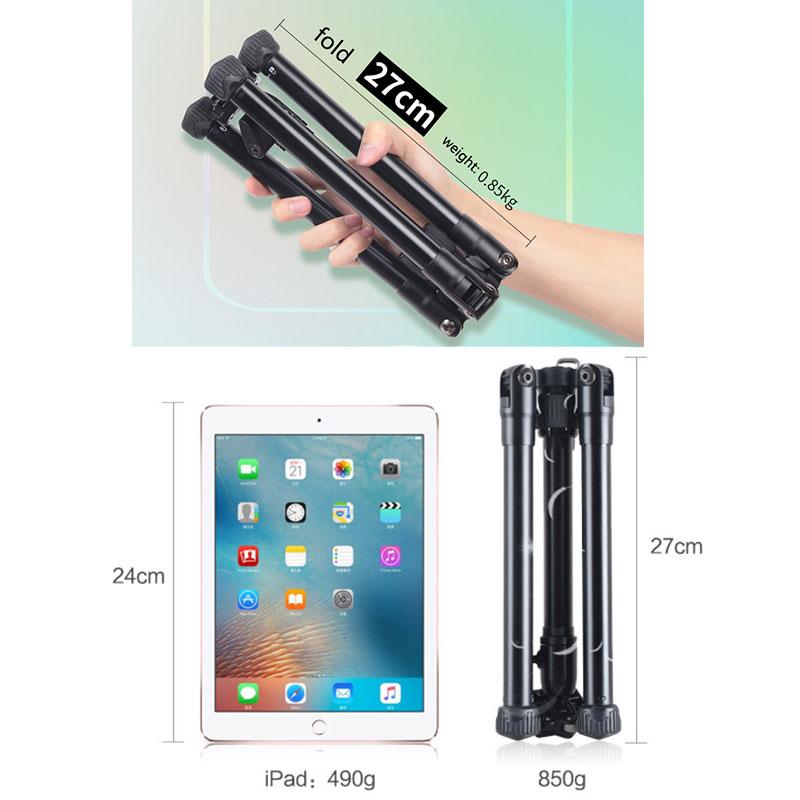 Kinjoy P058 Mini Tripod Flexible Camera For Phone Gorillapod Para Movil Aluminum Tripode Stand Mobile Tripe Or Selfie Stick