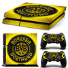 Borussia Dortmund Football Team BVB PVC Protection Decal Skin Sticker For Sony PS4 Console Playstation 4