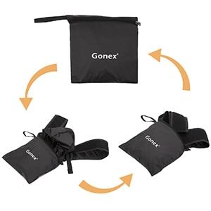 Gonex 25l ultraleve packable mochila caminhadas daypack