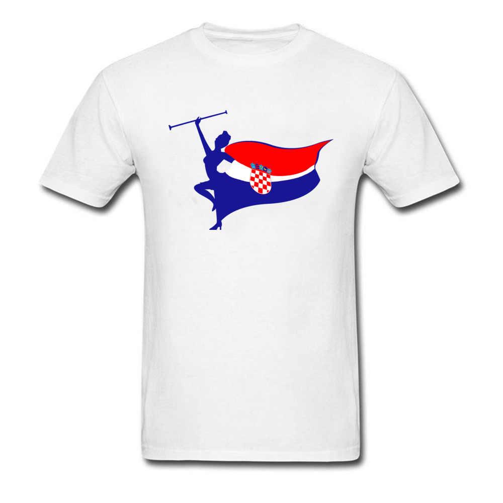 Camiseta do logotipo da bandeira da croácia dos homens do cazaquistão puro t camisa personalizada dos t-shirt magro apto da listagem do suicídio da marca camisa da qualidade superior