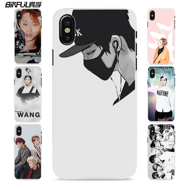 kpop iphone 8 case