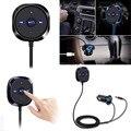 De alta Qualidade Bluetooth 4.0 Receptor de Música Sem Fio 3.5mm Adaptador Handsfree Speaker AUX Carro