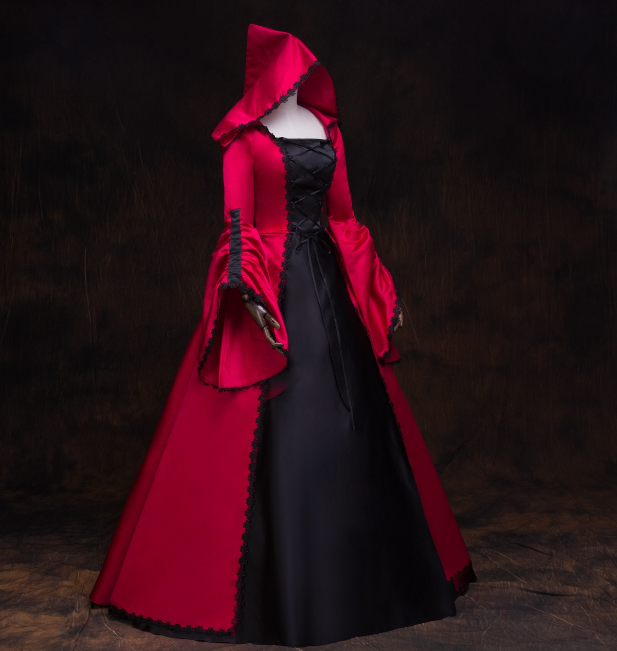 Costumes d'halloween pour femmes costumes de sorcière robe d'halloween robe gothique lolita robe victorienne costumes lolita cosplay vampire