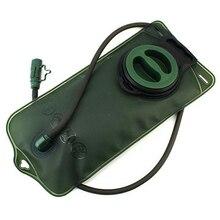 1pc Hot Sale 2L Water Bladder Bag Hydration System BackPack Hiking Camp Travel Kits