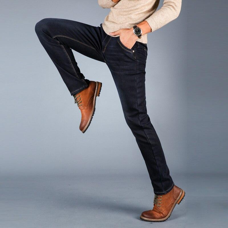 Warm Soft Jeans for Men 1