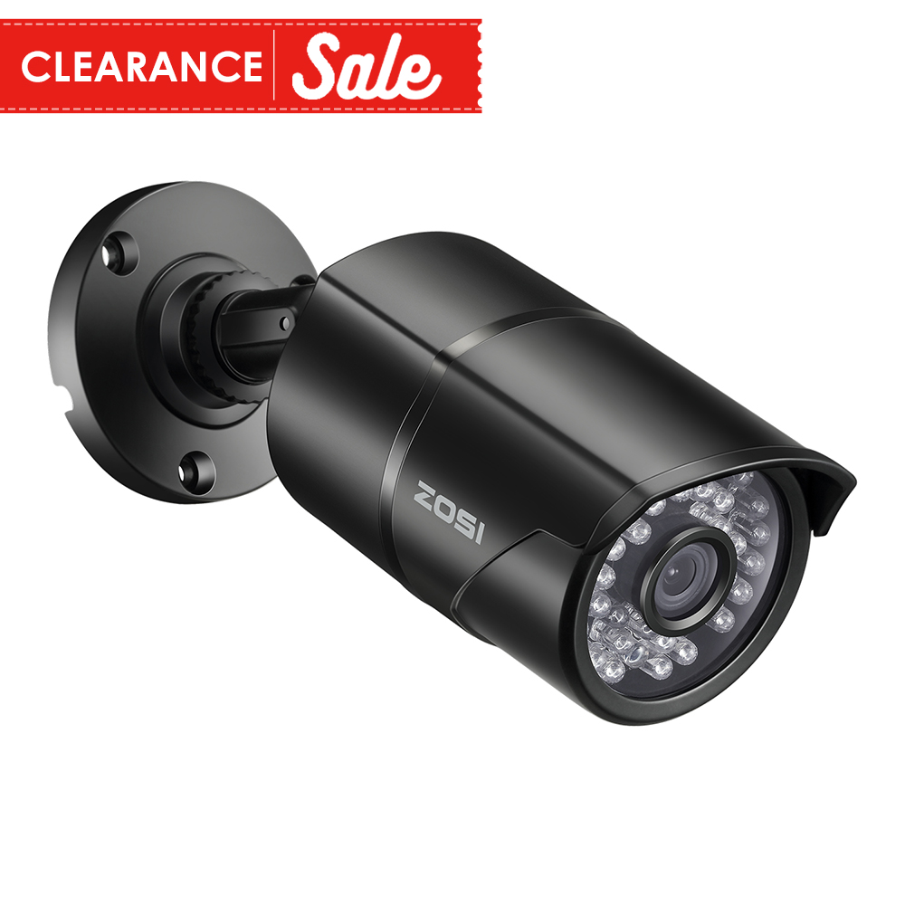 Considerate Hiseeu Ahd Analog High Definition Video Surveillance Infrared Camera 720p 1080p Ahd Cctv Camera Security Outdoor Bullet Cameras Security & Protection