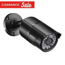 ZOSI 1/3 Цвет CMOS 1000TVL пуля камера видеонаблюдения HD Indoor/Outdoor 36 ИК светодиодов День/Ночь безопасности дома товары теле и видеонаблюдения камера