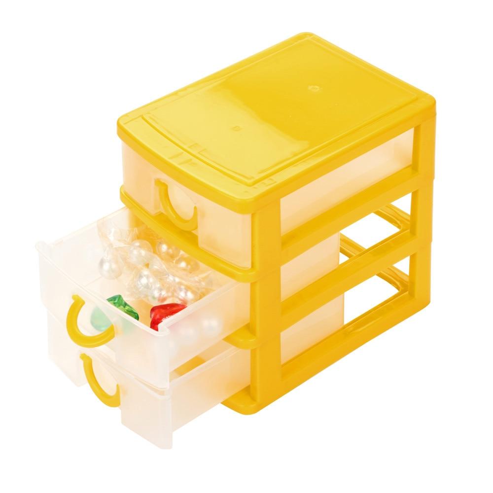Drawer-Organizer Storage-Box Jewelry Desktop-Drawer Objects Plastic Small Mini Sundries-Case