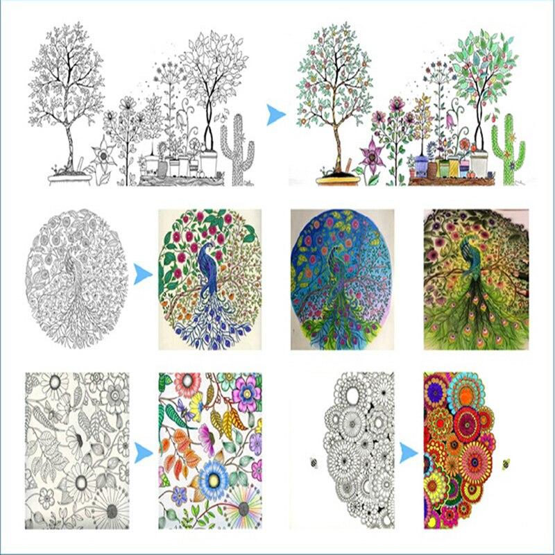 Único Libro Para Colorear De Jardín Foto - Dibujos Para Colorear En ...