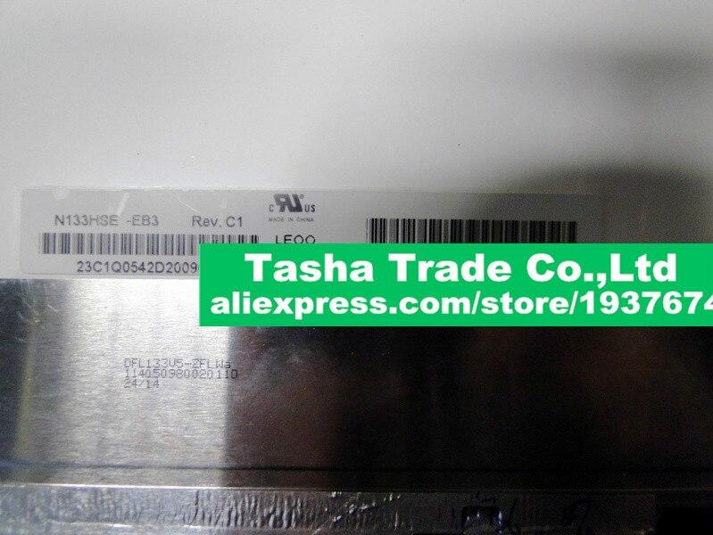 N133HSE-EB3 N133HSE EB3 для hp сильнее X360 13-4003NS ноутбука ЖК-дисплей Экран светодиодный Дисплей Глянцевая FHD ips eDP