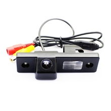 HD LED de visión trasera cámara de marcha atrás para SONY CCD CHEVROLET Matiz/Kalos/Epica/LOVA/AVEO/CAPTIVA/CRUZE/LACETTI ayuda del estacionamiento